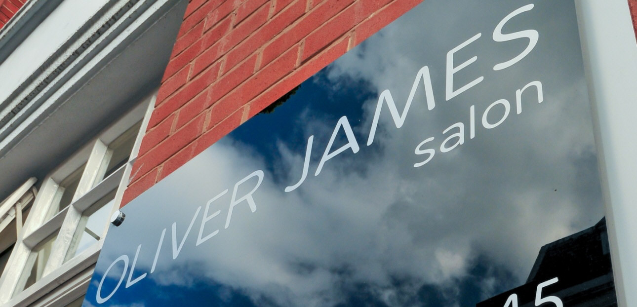 Oliver James Hair Salon Birmingham Jewellery Quarter