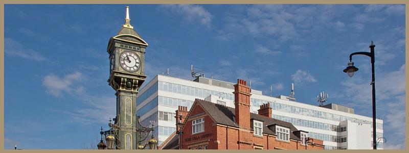 chamberlain clock birmingham jewellery quarter