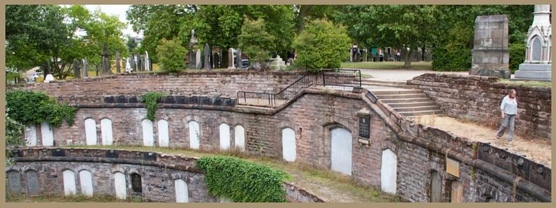 cemeteries jewellery quarter