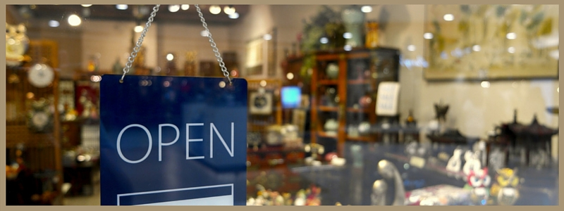 opening times for shops in the jewellery quarter birmingham