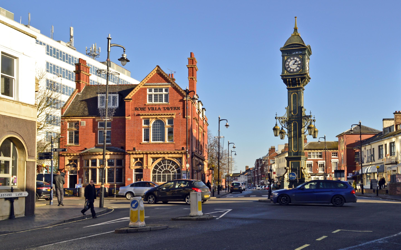 Chamberlain Clock