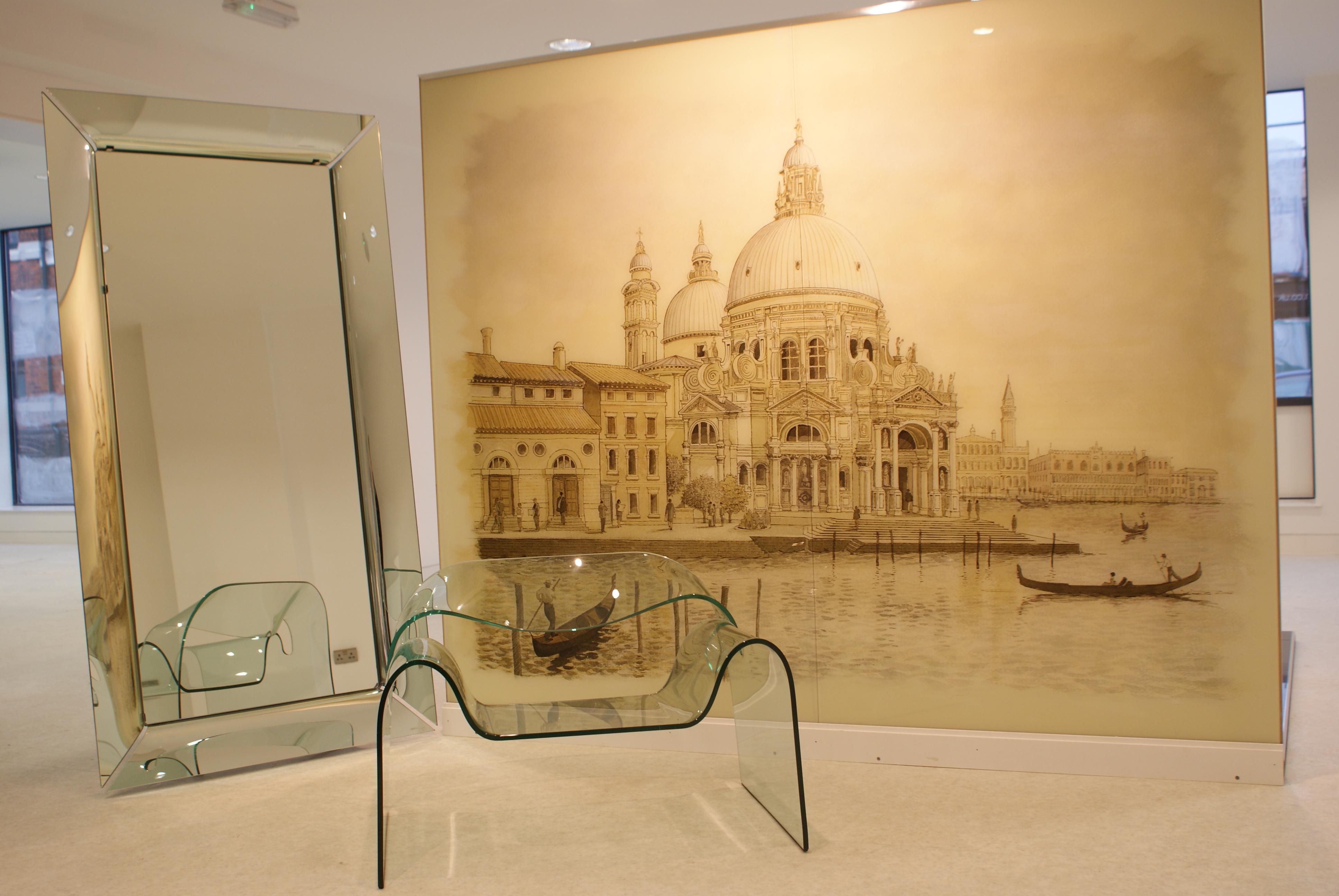 Glassdomain Furniture Jewellery Quarter