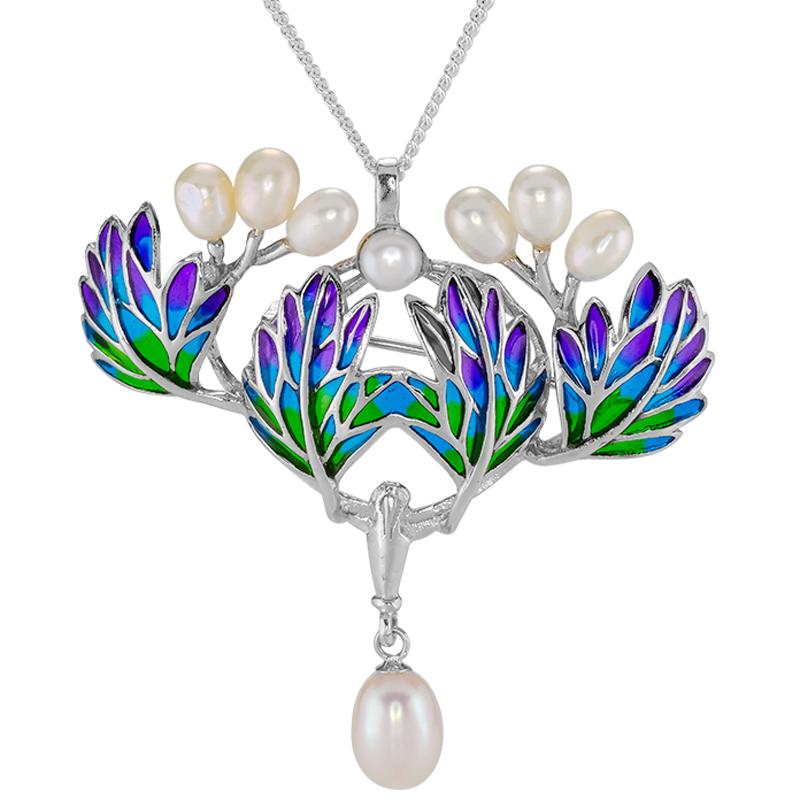Pearl necklace Shipton & Co Birmingham Jewellery Quarter