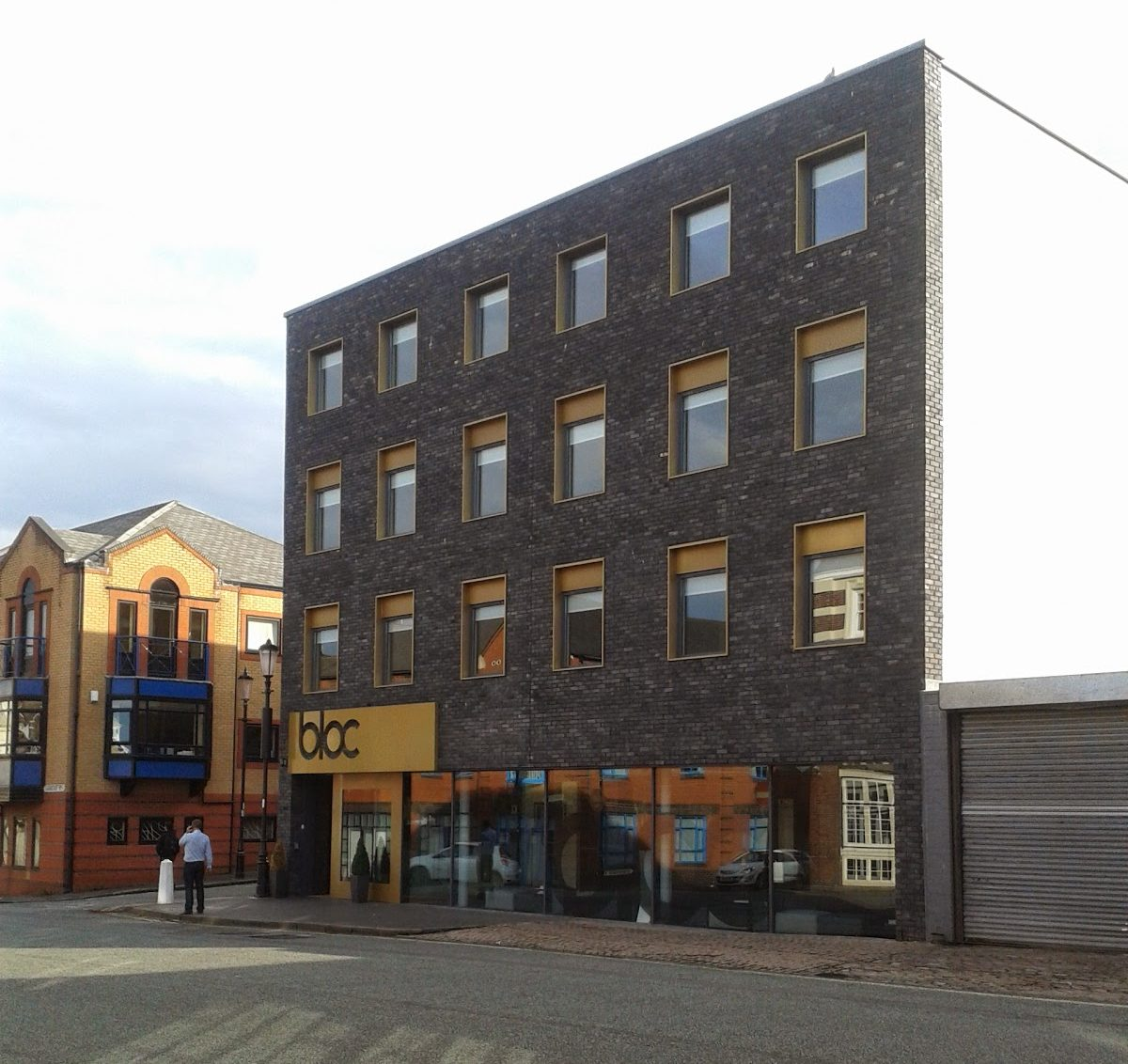 Hotels And Apartments In The Jewellery Quarter Jq Card Birmingham