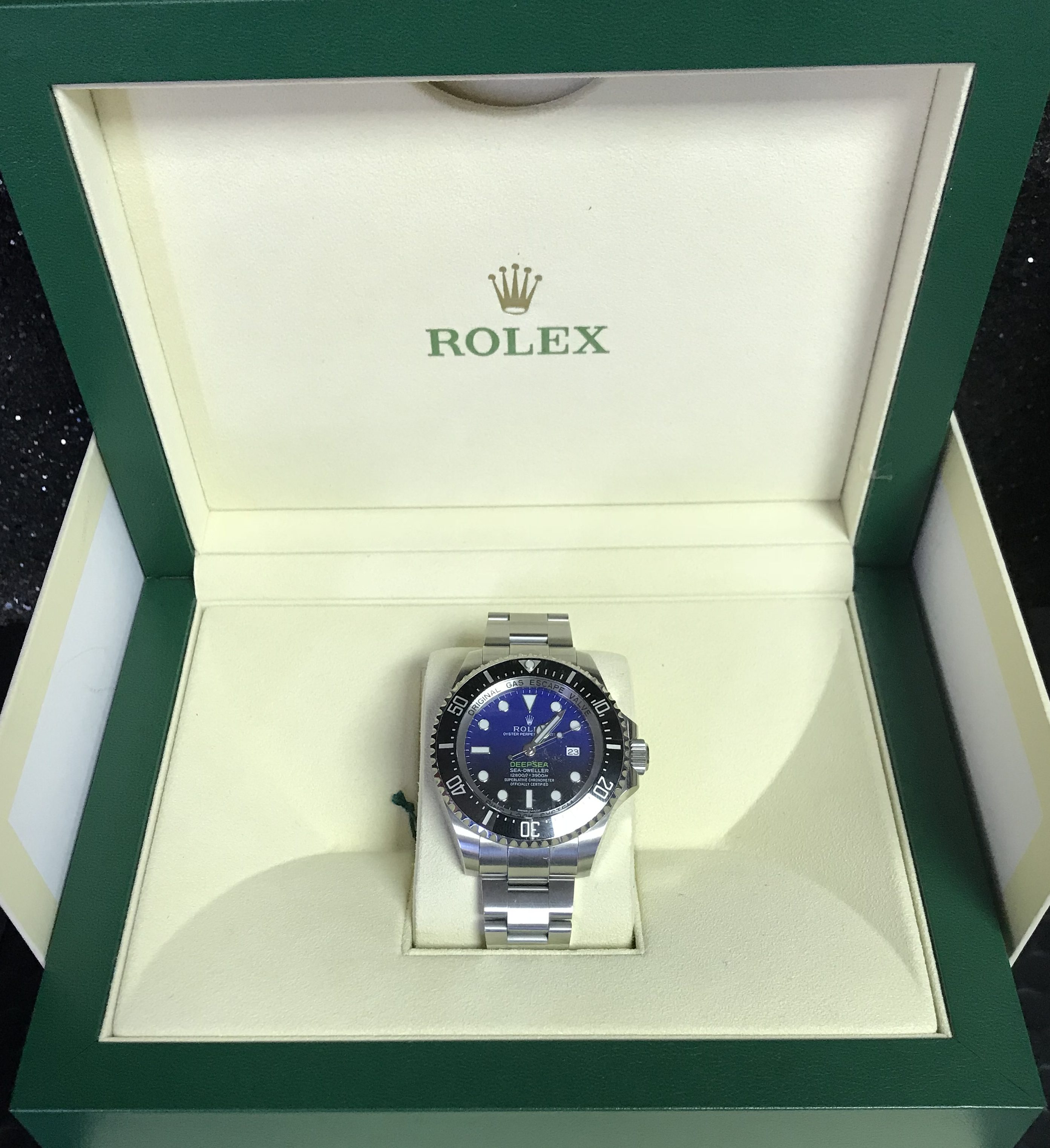 Deep Sea Pre Owned Rolex