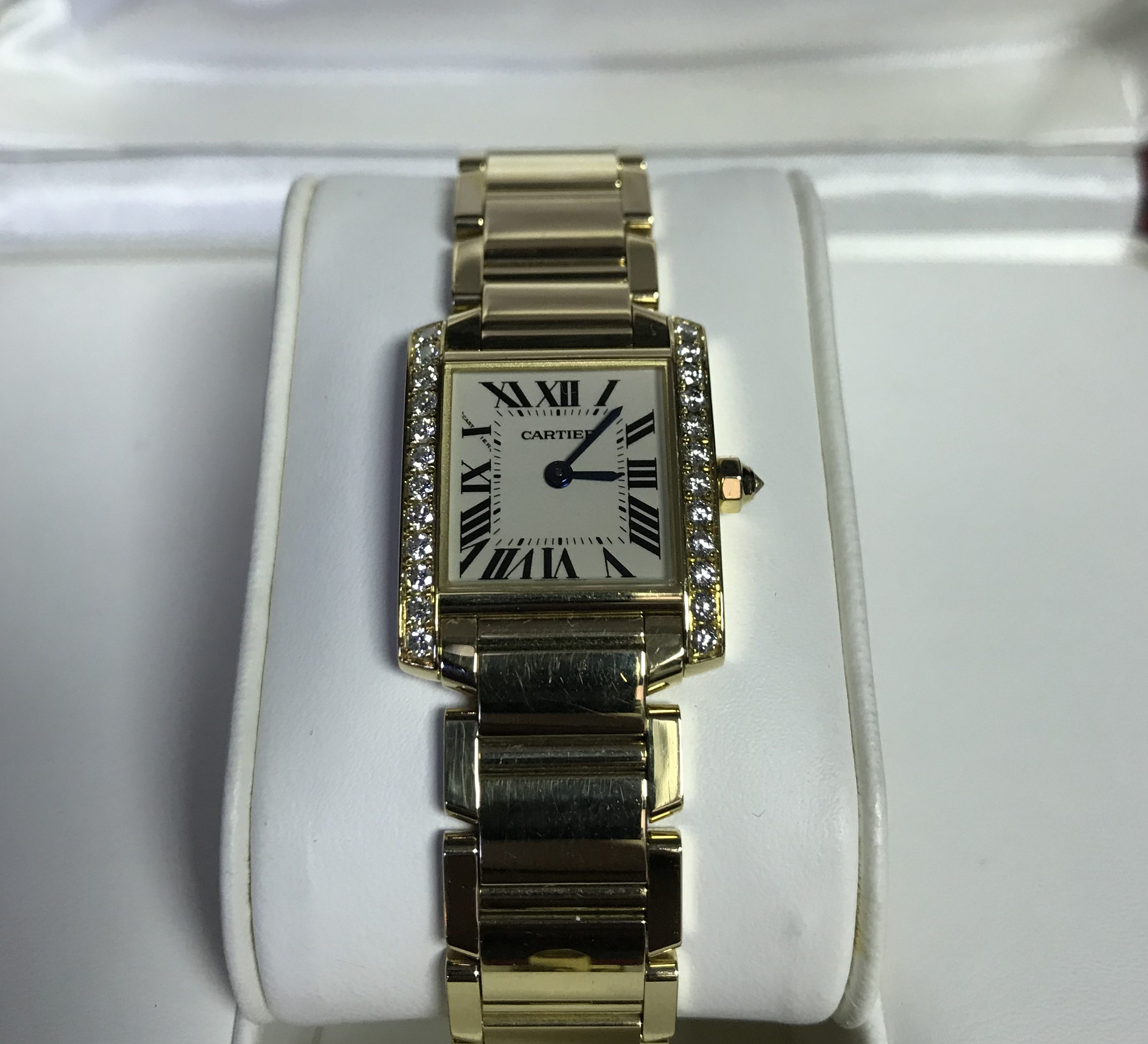 Ladies Pre Owned Cartier