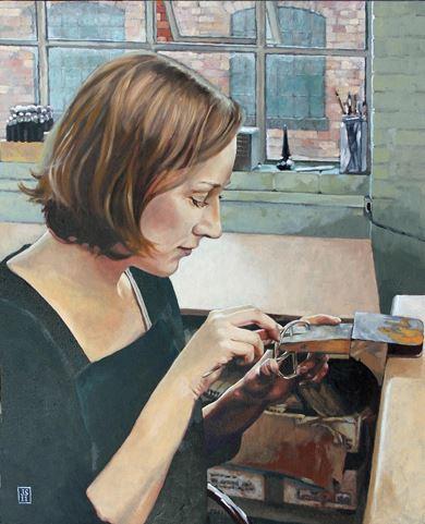 Art exhibition Jewellery Quarter