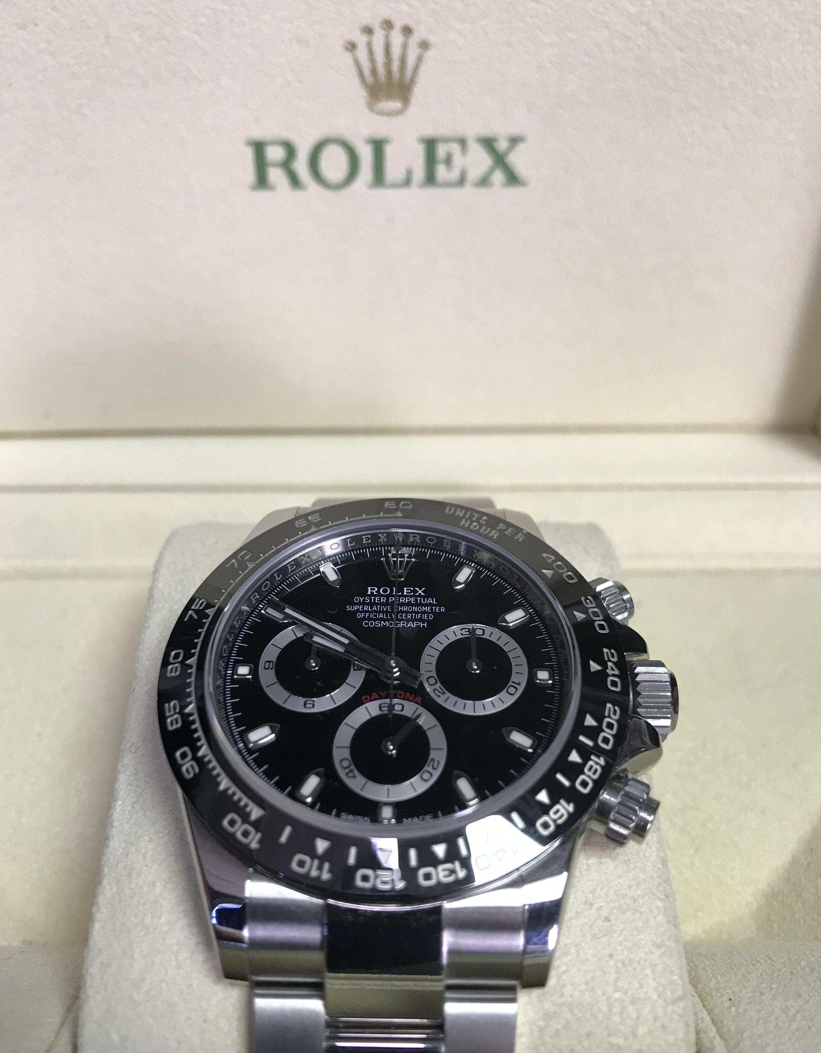 Daytona Pre Owned Rolex